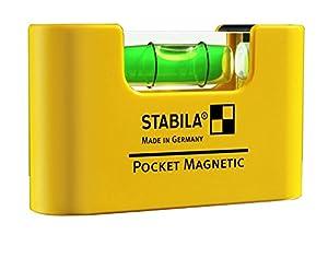 Niveau à bulle Stabila POCKET MAGNETIC