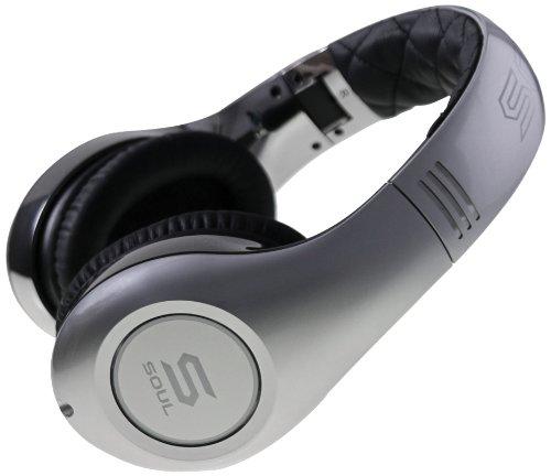 Soul by Ludacris Headphones (Matte Silver)
