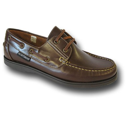 Mens SEAFARER HELMSMAN boat DECK SHOES M132 Brown UK10