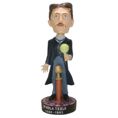Nikola Tesla Collector Bobblehead big inflatable toys inflatable sticks wall sticky wall toys and hobbies kids games inflatable magic jump wall castle for sale