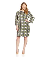 Plus-Size Dress that Goes from Desk to Dinner, Editor's Pick @ ElegantPlus.com
