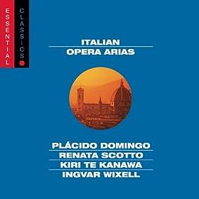 Opera Arias (Rigoletto, La Boh�me, Tosca, Norma, Otello, etc.)