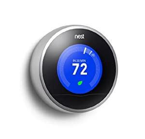 Nest Learning Thermostat - 2nd Generation T200477