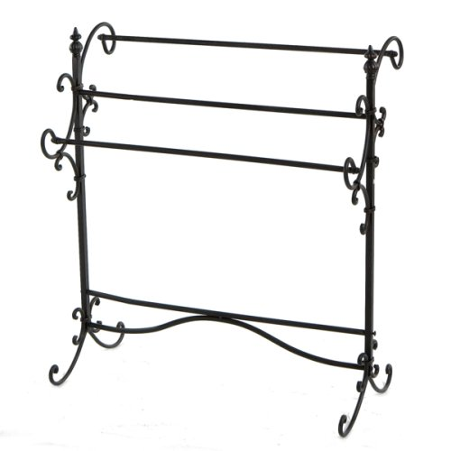 SEI Iron Blanket Rack at Country Quilts