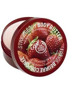 The Body Shop Strawberry Body Butter Mini - 1.7 oz