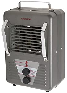 Windmere WWH02 1500-Watt Milkhouse Heater