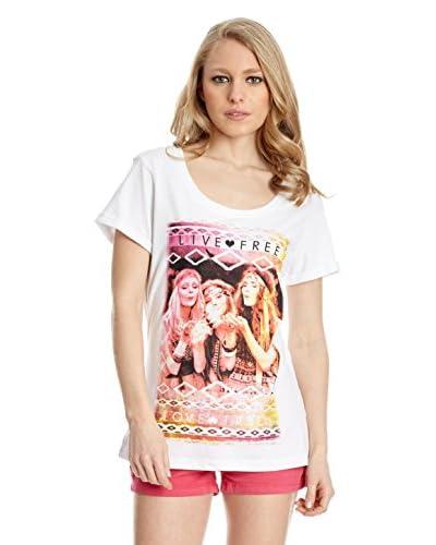 Springfield Camiseta Manga Corta