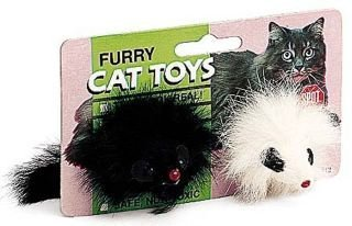 Ethical Cat Twin Miami Mice Black – 2913