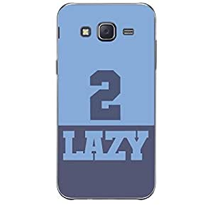 Skin4gadgets LAZY Phone Skin for SAMSUNG GALAXY J7