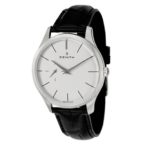 Zenith Heritage Ultra Thin Men's Manual Watch 03-2010-650-38-C493