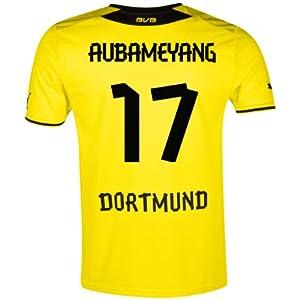 BVB Dortmund Home 2013 14 Jersey (Official Adidas)