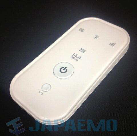 海外wifi ルーターZTE MF51 SIMフリー
