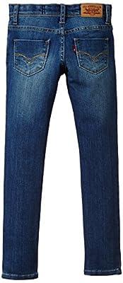 Levi's Girls N92251F Skinny Fit Jeans