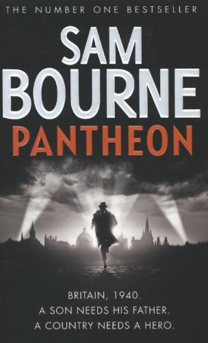 book cover of Pantheon