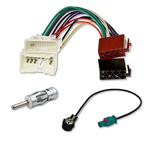 Radiokabel-Antenne-Adapter-fr-RENAULT-Twingo-Kangoo-DACIA-Duster-Logan-Lodgy-Sandero-Dokker-MERCEDES-BENZ-Citan-131100080011P-Autoradio-Adapter-Kabel