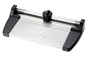 A4 Precision Rotary Paper Trimmer - 10 Sheet - Smooth Glide