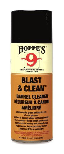 Best Price Hoppe s Blast and Shine Barrel Cleaner and Degreaser 11-ounce AerosolB0000C517G