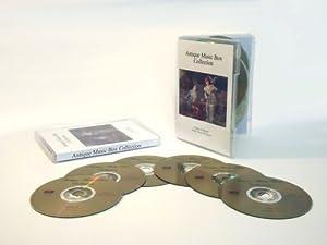 Antique Music Box Collection (6-cd Box Set)