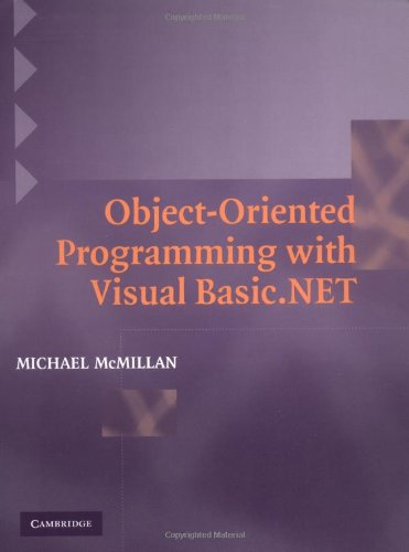 Object Oriented Programming in VB.Net