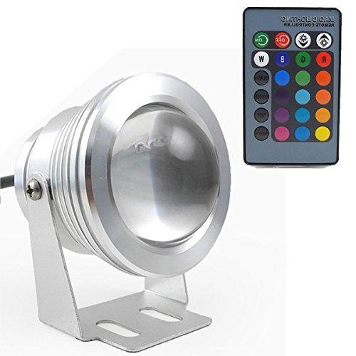 lampadina led multicolore : DC 12V Bianco Caldo Bianco RGB Multicolore Impermeabile Lampadina LED ...