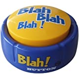 Blah! Button ® with 12 Funny Phrases