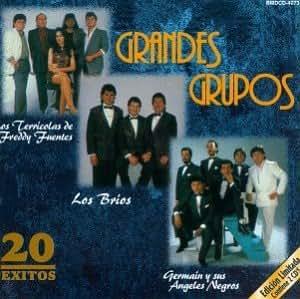 sus Angeles Negros - Grandes Grupos: 20 Exitos - Amazon.com Music