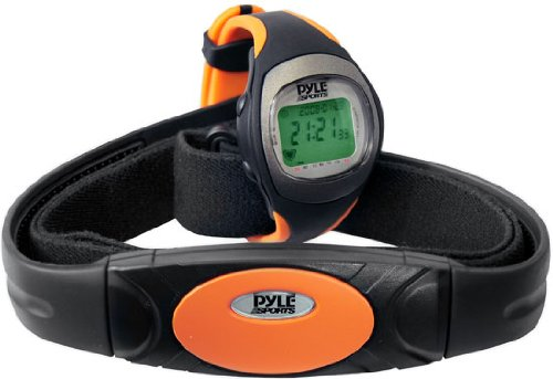 Cheap GSI Super Quality All-In-One Waterproof Heart Rate Monitor Watch and Transmitter Chest Belt – For Exercise, Sports, Running, Jogging and All Outdoor Activities – Stopwatch, Chronograph and Alarm Functions (GK905D)