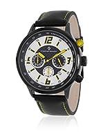 Christian Van Sant Reloj de cuarzo Cv3120 Speedway Negro 45  mm