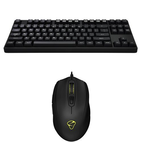 CM-Storm-QuickFire-Rapid-Keyboard-with-CHERRY-MX-Green-Switches-and-Mionix-Castor-Gaming-Mouse