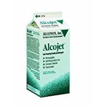 Alconox 1404 Alcojet Nonionic Low-Foaming Powdered Detergent, 4lbs Box