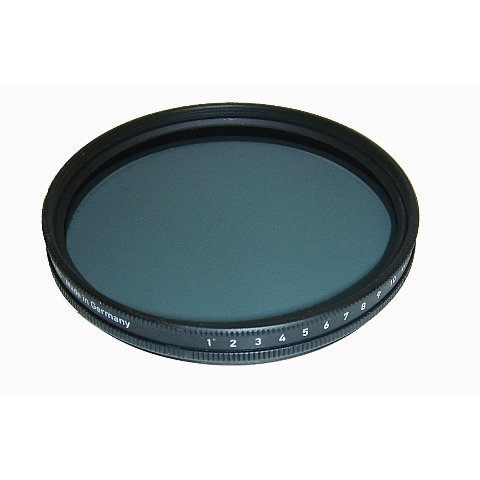 Heliopan 52mm Variable Neutral Density (ND) Fader Filter