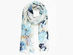 Phive Rivers Women's Scarf OffWhite-PR984