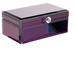 Rings Box With Glass Lid On Amazon