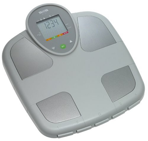 Image of Tanita BF-555-LG Family Model Scale with Extra Large LCD Display (BF-555-LG)