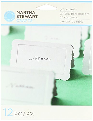 Martha Stewart Crafts Place Cards, Flourish (Seating Place Cards compare prices)