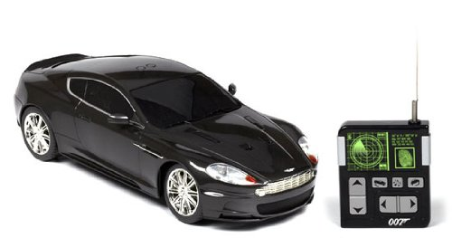 James Bond 007 Licensed Aston Martin V12 Vanquish 1:14 Electric RTR RC Car