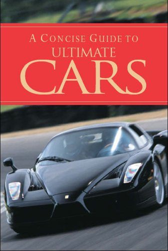 A Pocket Guide to Ultimate Cars (Pocket Guides)