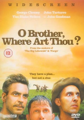 O Brother Where Art Thou [DVD] [2000]