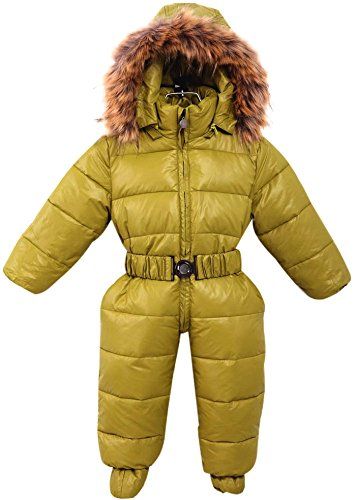 HH Baby Boutique Waterproof, infant, Toddler, Boy, Girl Puffer Bunting Snowsuit