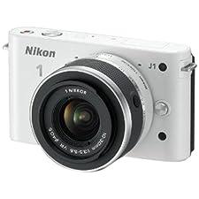 Nikon 1 J1 Systemkamera, 10,1 MP