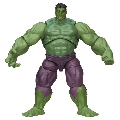 Gamma Fist Hulk Avengers Assemble S.H.I.E.L.D. Gear Action Figure by Marvel