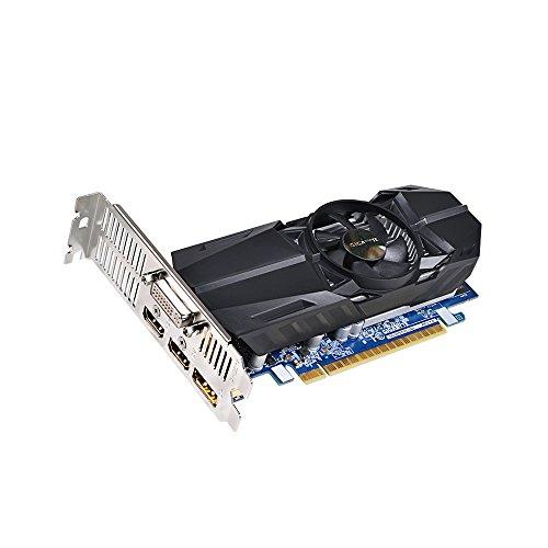 GIGABYTE ビデオカード Geforce GTX750Ti搭載 ロープロファイル対応 GV-N75TOC-2GL