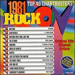 Rock On: 1981 - Bette Davis Eyes