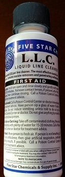 Liquid Line Cleaner