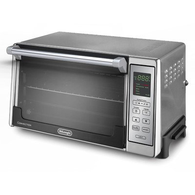 DeLonghi DO2058 Digital Convection Toaster Oven (Toaster Ovens Delonghi compare prices)