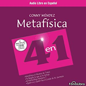 Metafisica 4 en 1 Audiobook