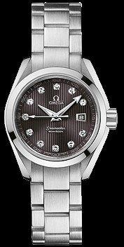 Omega Seamaster Ladies Watch 23110306156001