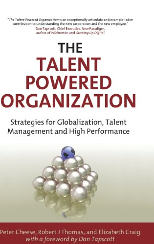The Talent Powered Organization: Strategies for...