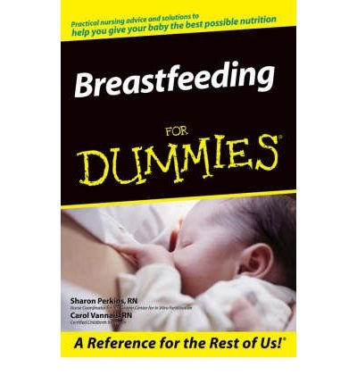 Breast Feeding For Dummies front-1030837