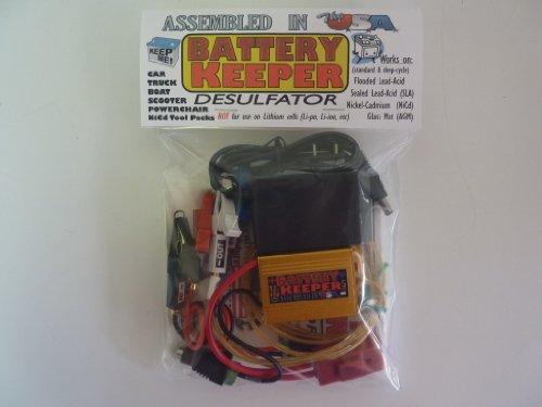 Battery Desulfator For 6V 12V 24V